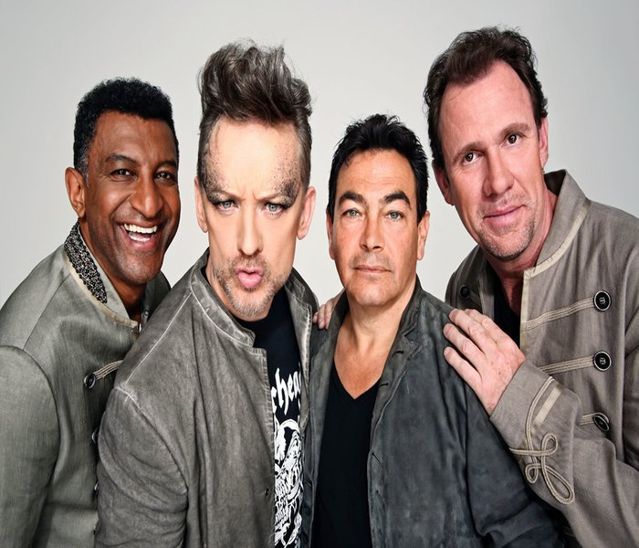 Culture Club in 2014 THEY ARE BACK!