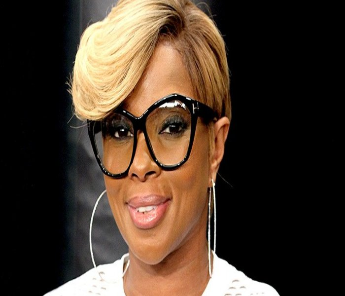 Mary J Blige who has an army of fans across the world.
