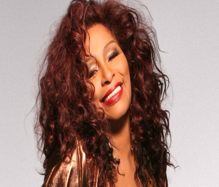 The great Soul and Rnb artist that is Chaka Khan