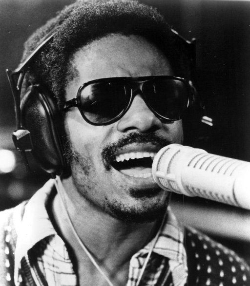 stevie wonder THE REAL ONE 1973